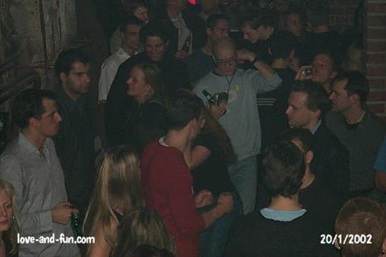 Flørte berlin bar